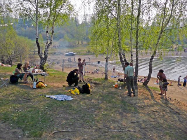 Встреча GPS-Baikal TEAM (весна 2010)