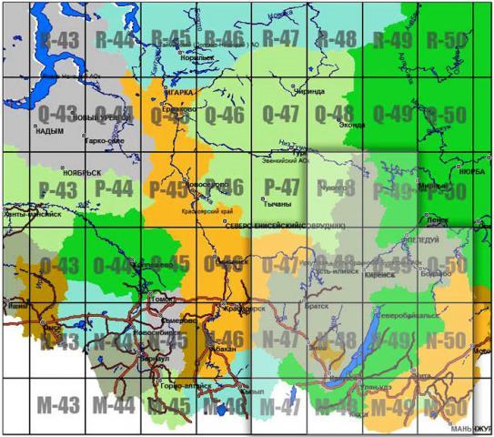 Большой Атлас Байкальского Региона (БАБР) для NAVITEL (NM2). проект GPS-Baikal 28.02.2015