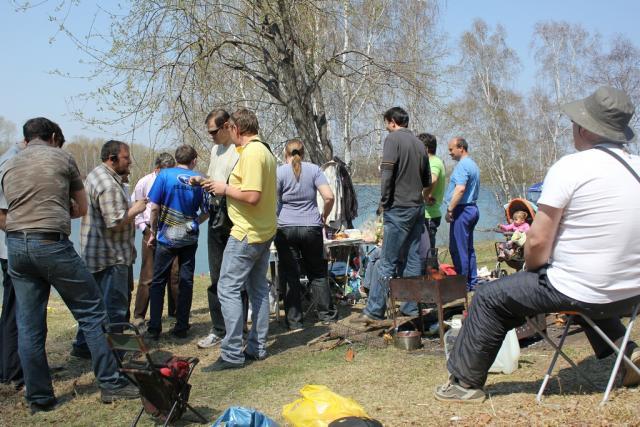 Встреча GPS-Baikal TEAM (май 2011)